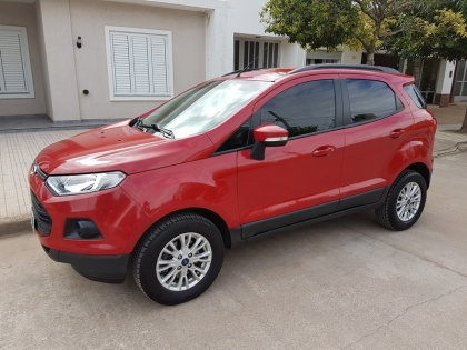 Ford EcoSport Kinetic Design 1.6 SE 5P Mogliani Automotores